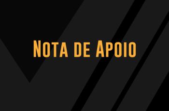 Nota de Apoio aos policiais do Rio Grande do Norte
