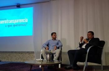 Vila Velha sobre transparência e combate à corrupção reúne mais de 120 pessoas em Vila Velha
